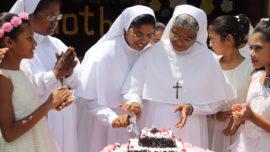Mother Philomina Mathew Feast Day Celebration